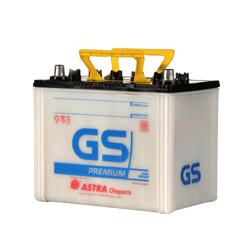 Aki GS ASTRA Premium NS70L